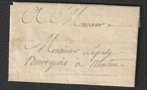 LAC Corcelles / Nantua 1790