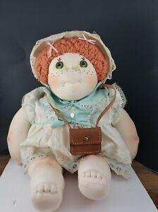 1970's Look-a-like Cabbage Patch Doll - Not An Original Cabbage Patch Doll