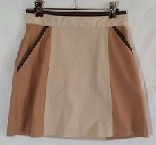 H&M Panelled Bowling Style Skirt Size 6 USA / 36 EUR