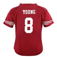 Steve Young San Francisco 49ers Nike Home Red Jersey Boys (S-L) **Minor Flaws