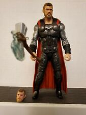 L@@K 2018 Marvel Legends Series Avengers Infinity War Thor with extra head