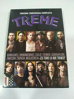 Treme Terza Stagione 3 Completa HBO - 4 X DVD Spagnolo Inglese - 3T