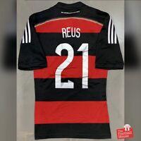 Authentic Adidas Germany 2014/15 Away Jersey - Reus 21. BNWOT, Size S.
