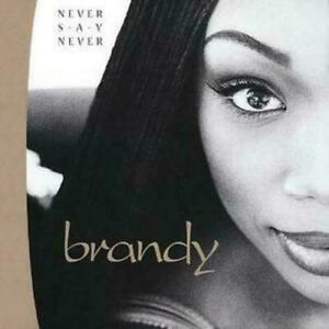 Brandy – Never Say Never, [Cd Album ] *New & Sealed*