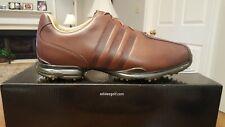 Vintage 2015 Adidas adiPure Z Mens Golf Shoes 674186 New Brn 10W  Beautiful!