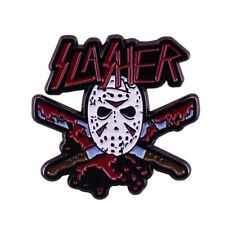 NEW, Friday The 13th, Jason Voorhees, Slasher, Enamel Pin