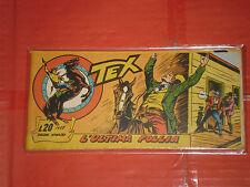 TEX STRISCIA ORIGINALE n° 17 -del 1961-28° SERIE navajo  -no araldo o zagor