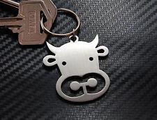 BULL Cow Bullock Heffer Beef Cattle Livestock Moo Farm Animal Keyring Keychain