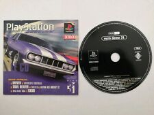 Euro Demo 31 Jeu Game Sony PlayStation One 1 Ps1 Soul Reaver Driver
