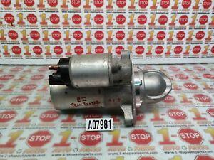 2008 2009 CHEVROLET TRAILBLAZER 4.2L ENGINE STARTER MOTOR 19168039 12609480 OEM