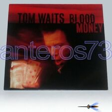 "TOM WAITS ""BLOOD MONEY"" RARE LP 2002 - MINT"