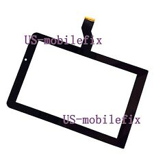 New Glass Touch Screen Digitizer For Verizon Ellipsis 7 inch Tablet QMV7A QMV7B