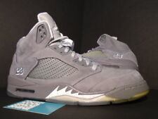 2011 Nike Air Jordan V 5 Retro GRAPHITE WHITE WOLF COOL GREY BLACK SILVER NEW 10