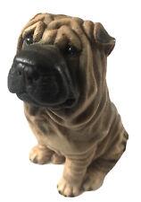 Shar Pei Dog Figurine Regal Castagna Italy 1988