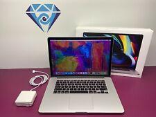 Apple MacBook Pro 15 inch * QUAD Core i7 3.4Ghz * 16GB RAM * 1TB SSD * OS2017