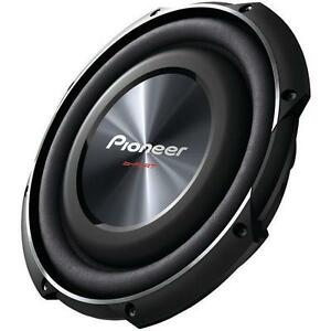 AWESOME SOUNDING PIONEER SHALLOW BASS SUBWOOFER BRAND NEW LOOK!!!!