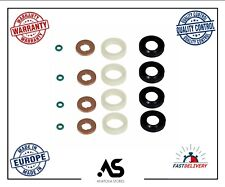 FUEL INJECTOR SEAL WASHER ORING  KIT FOR FORD C-MAX FOCUS FIESTA FUSION 1.6 TDCI