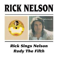 Rick Nelson & Stone Canyon Band Rick Sings Nelson/Rudy The Fifth CD NEW SEALED