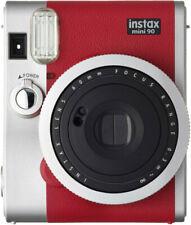FUJIFILM INSTAX mini 90 neo classic  Kamera ROT incl. 1 Film