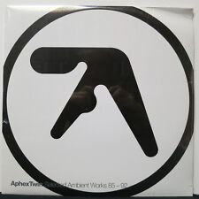 APHEX TWIN 'Selected Ambient Works 85-92' Vinyl 2LP NEW & SEALED