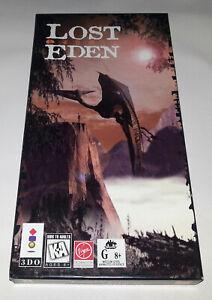 Lost Eden - 3DO Game