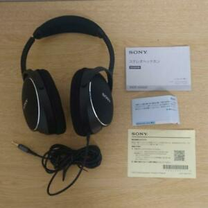 Excellent! SONY MDR-MA900 Stereo Headphone
