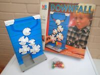 1977 Vintage Retro Downfall Board Game by MB Games 100% Complete