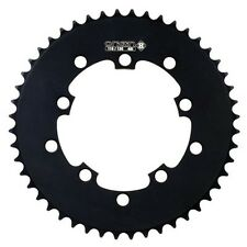 Origin8 Bmx/Ss/Fixie Chainrings-110mm/130mm 5-Bolt-48T-1/2X1/8-Black-New