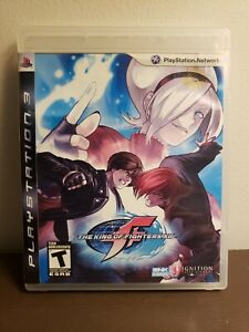 The King of Fighters XII (Sony PlayStation 3, 2009) ps3