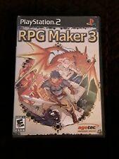 RPG Maker 3 PS2
