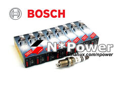BOSCH IRIDIUM SPARK PLUG LPG SET 8 FOR LAND ROVER DISCOVERY 2 98-04 V8 4.0L