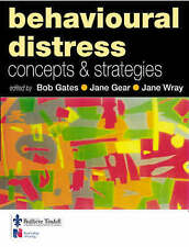 Behavioural Distress: Concepts and Strategies, 1e, Very Good Condition Book, Gea