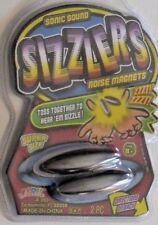 SIZZLERS TOY NOISE MAGNETS SONIC SOUND SIZZLERS MAGNETS JARU SEE MY OTHER ITEMS