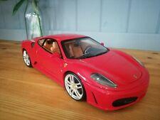 Ferrari F430 Hot wheels red 1:18 scale