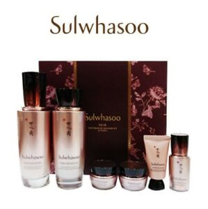 Amore pacific Sulwhasoo Timetreasure Invigorating 2 Set Anti-aging Moisture Care