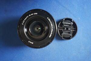 Sony SEL 16-50mm f/3.5-5.6 PZ OSS Lens Power Zoom E Mount Black