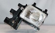 Left Side Replacement Headlight Assembly For 1994-1997 Dodge Van
