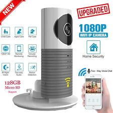 CleverDog Camera WiFi SMART HOME SECURITY Cam IP 1080 Wireless NIGHT VISION CCTV