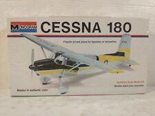 1973 Monogram Cessna 180 Model Kit # 6825