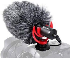 FEELWORLD FM8 Camera Video Microphone