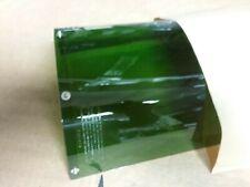 "Fibre-Metal® light Green Faceshield Window 8"" x 11 1/2"" x.040""  #4118    #414"