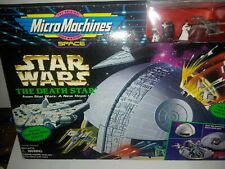 Star Wars Galoob Micro Machines THE DEATH STAR Transforming Action Set 1994