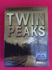 Twin Peaks - Definitive Gold Box Edition   Cofanetto 10 DVD  Originale SIAE