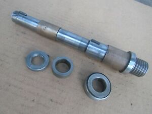 """Atlas Craftsman 101 618 6"""" Lathe Spindle L6-39A (Use For Babbit Headstock Only)"""