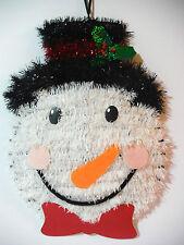 snowman door or wall decoration