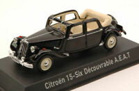 Model Car Scale 1:43 Norev Citroen Traction 15 diecast vehicles road