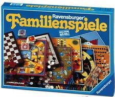 Ravensburger Familienspiel Spielesammlung Spielemagazin 01315