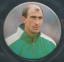 PANINI CAPS 1996-SNICKERS-EURO 96- #13-BULGARIA-LECHKOV