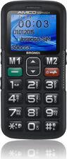 Brondi Amico Semplice Plus Cellulare Dual SIM Bluetooth Tasti Grandi 10273650