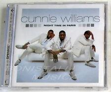 CUNNIE WILLIAMS - NIGHT TIME IN PARIS - CD Sigillato Opendisc